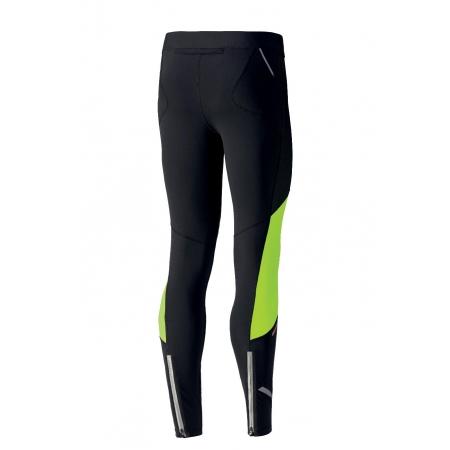 Pánské elastické kalhoty - Mizuno STATIC WIND TIGHT - 2