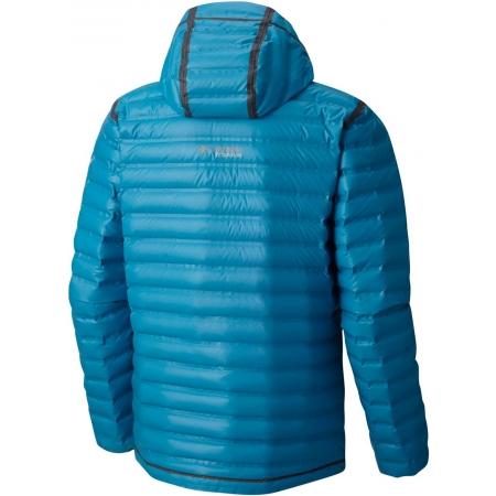 Pánská zimní bunda - Columbia OUTDRY EX GOLD DOWN HOODED JKT - 3