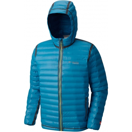 Pánská zimní bunda - Columbia OUTDRY EX GOLD DOWN HOODED JKT - 2
