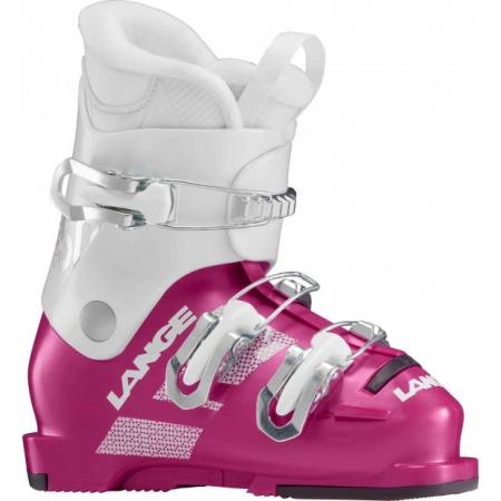 Clăpari ski fetițe - Lange STARLET 50
