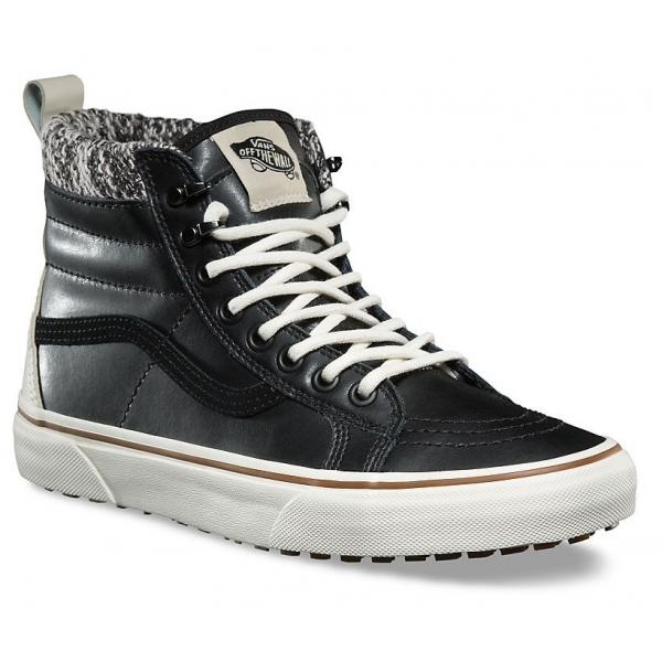 Vans SK8-HI MTE fekete 7.5 - Női téli tornacipő
