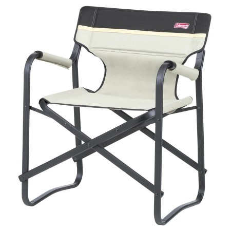 Camping furniture - Coleman DECK CHAIR KHAKI