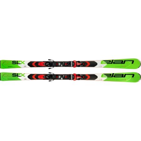 Sjezdové lyže - Elan SLX FUSION + EL 11 - 3