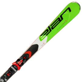 Elan SLX FUSION+EL 11 - Downhill skis