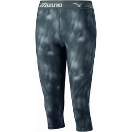 Mizuno IMPULSE 3/4 TIGHT W - Spodnie elastyczne 3/4 damskie