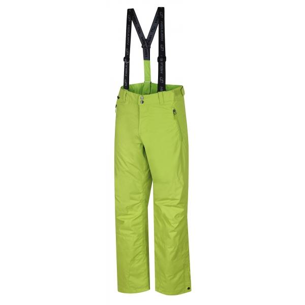 Hannah STEFFEN zelená XL - Pánske lyžiarske nohavice