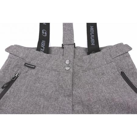 Dámské lyžařské kalhoty - Hannah STEFFI - 3