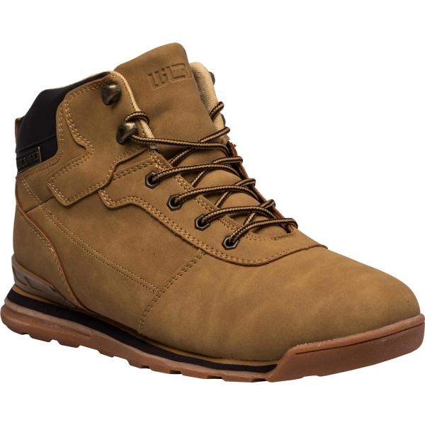Willard CLEMENT hnědá 39 - Pánská kotníková obuv