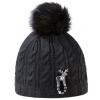 Dámska zimná čiapka s jeleňou brožou Deers - Kama ČAPKA EPICE S S BROŽOU JELEŇA STUBEN - 1