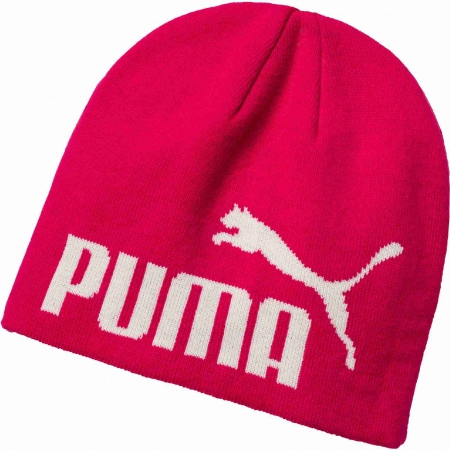 Puma ESS BIG CAT BEANIE JNR - Children's winter hat