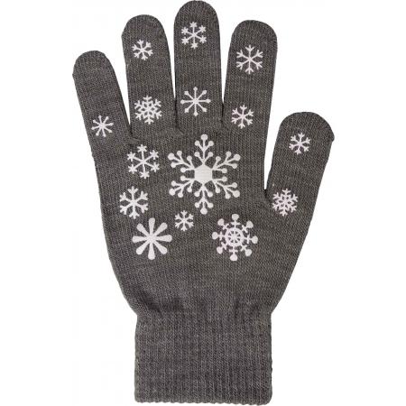 Dievčenské pletené rukavice - Lewro ANIFE - 1