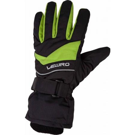 Dětské lyžařské rukavice - Lewro FLIN - 1 1f7d97683a
