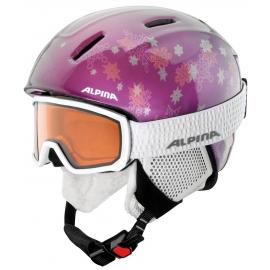 Alpina Sports SCARABEO JR DH - Juniorské lyžařské brýle