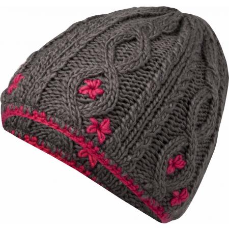 Lewro CARBINK - Dívčí pletená čepice