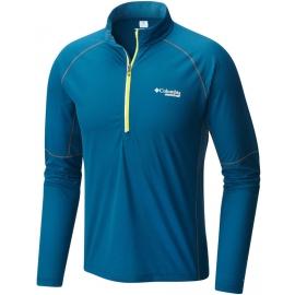 Columbia MONTRAIL TITAN 1/2 ZIP ULTRA - Pánské běžecké triko