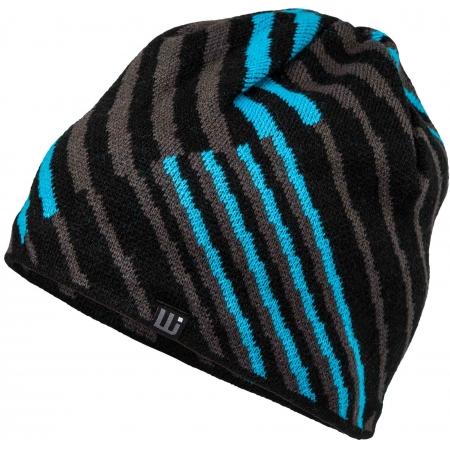 Pánska pletená čiapka - Willard AQUARIUS - 1