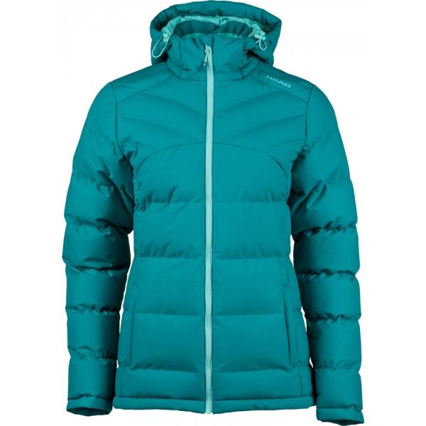 Head SIA modrá S - Dámská zimní bunda