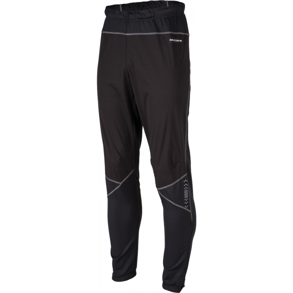 Arcore IRVING czarny L - Spodnie do biegów narciarskich męskie