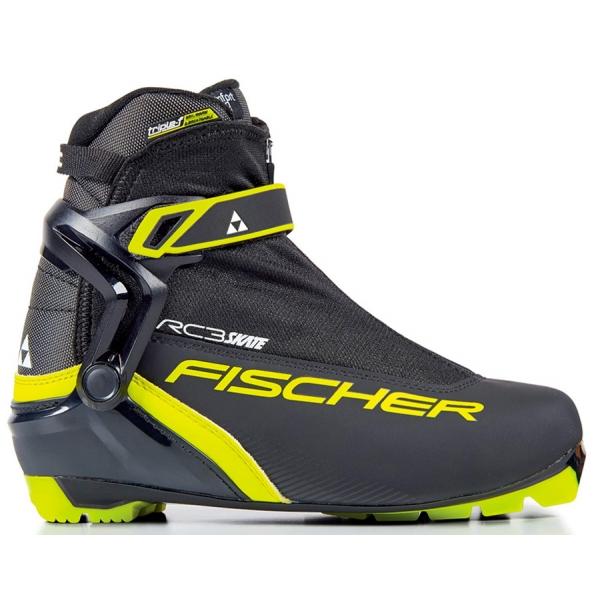 Fischer RC3 SKATE fekete 47 - Sífutó cipő