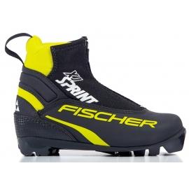 Fischer XJ SPRINT - Dětské běžecké boty na klasiku