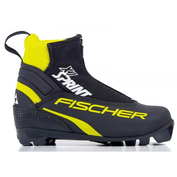 Fischer XJ SPRINT  39 - Gyerek sífutó cipő klasszikus stílusra