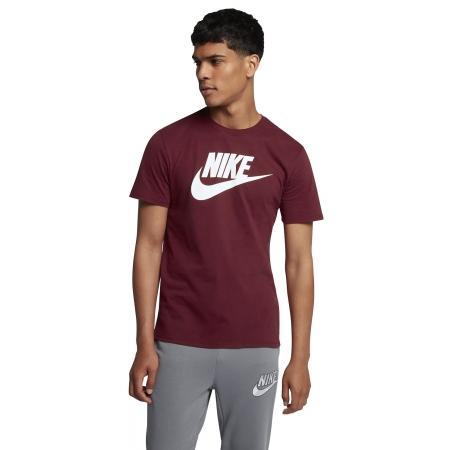 Pánské tričko - Nike SPORTSWEAR FUTURA ICON - 1