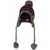 Dievčenská pletená čiapka - Lewro BUTTERFREE - 1