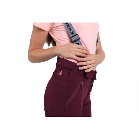 Pantaloni softshell damă - Loap LAKA - 4