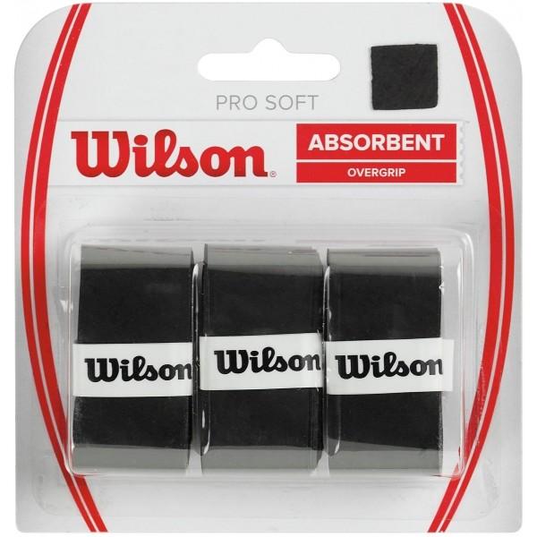 Wilson PRO SOFT OVERGRIP - Omotávka na tenisovú raketu