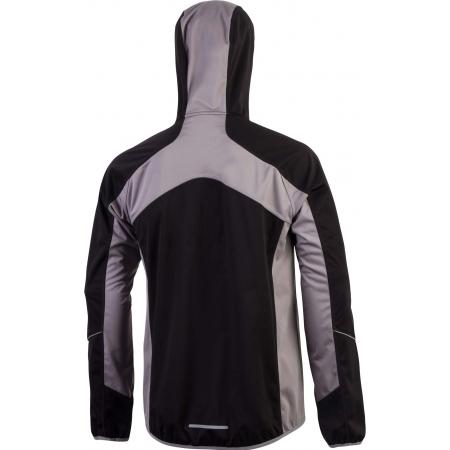 Pánská softshellová bunda s kapucí - Klimatex DITRIK - 2