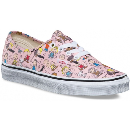 Vans UA AUTHENTIC PEANUTS Dance PartyPink