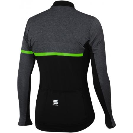 Pánský cyklistický dres s dlouhým rukávem - Sportful GIARA WARM TOP - 2