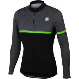Sportful GIARA WARM TOP - Pánsky cyklistický dres s dlhým rukávom
