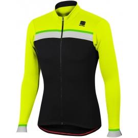 Sportful PISTA THERMAL JER - Men's long sleeve cycling jersey