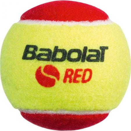 Babolat RED FELT X3 - Piłki tenisowe