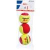 Tennis balls - Babolat RED FELT X3 - 2