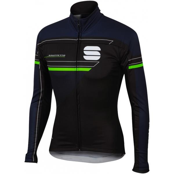 Sportful GRUPPETTO WS JCK - Pánska cyklistická bunda