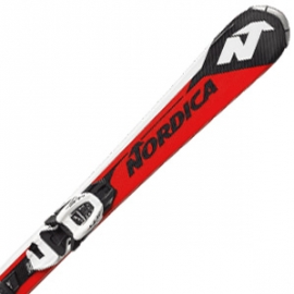 Nordica TEAM J RACE FDT+JR 4.5 - Junior und Kinder Ski