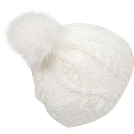 Dievčenská pletená čiapka - Lewro BELLA - 2