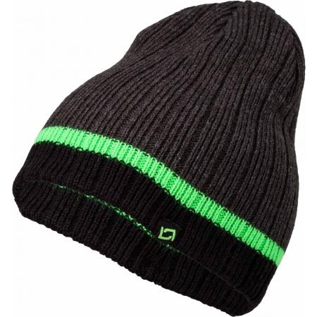 Плетена шапка за момчета - Lewro AERODACTYL - 1