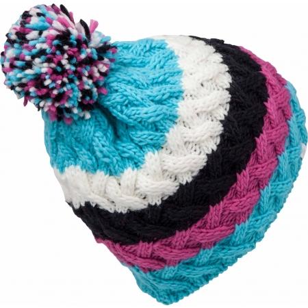 Dievčenská pletená čiapka - Lewro CLEFAIRY - 2
