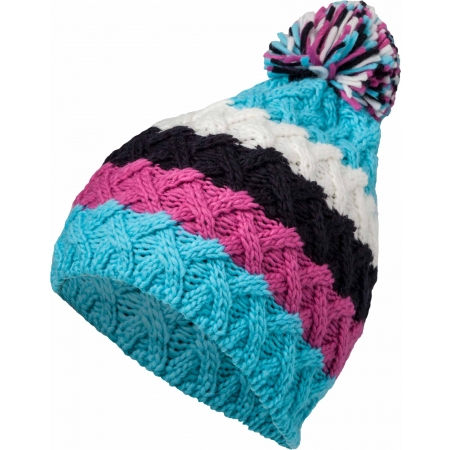 Dievčenská pletená čiapka - Lewro CLEFAIRY - 1