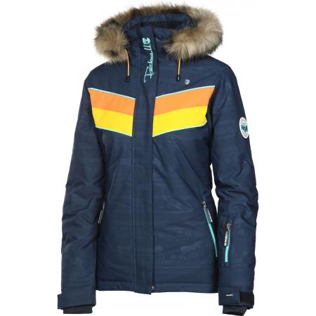 ee84da5dab Dámská lyžařská bunda - Rehall KARA - 1