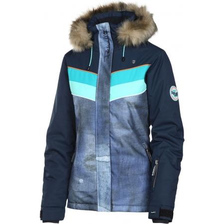 7b0f7464db Dámska lyžiarska bunda - Rehall KARA - 1