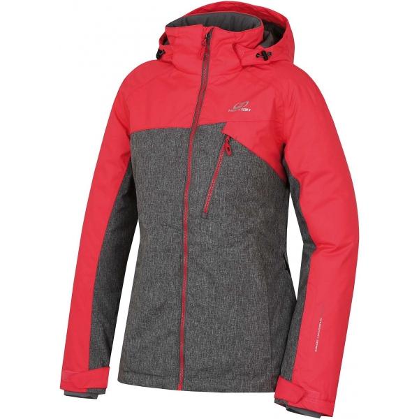 Hannah ORSOLYA růžová 38 - Dámská lyžařská bunda