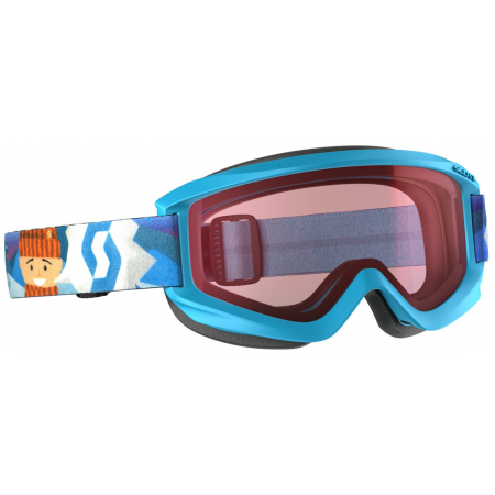 Scott JR AGENT AMPLIFIER - Kids' ski goggles