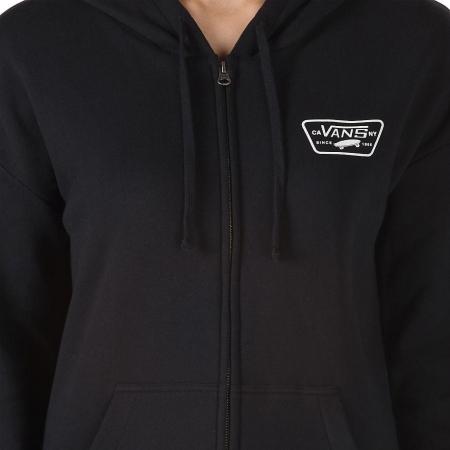 b93fcae755643a Women s sweatshirt - Vans FULL PATCH ZIP HOODIE - 3