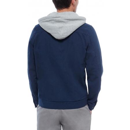 Pánská bunda - Vans EDICT II DRESS BLUES - 2