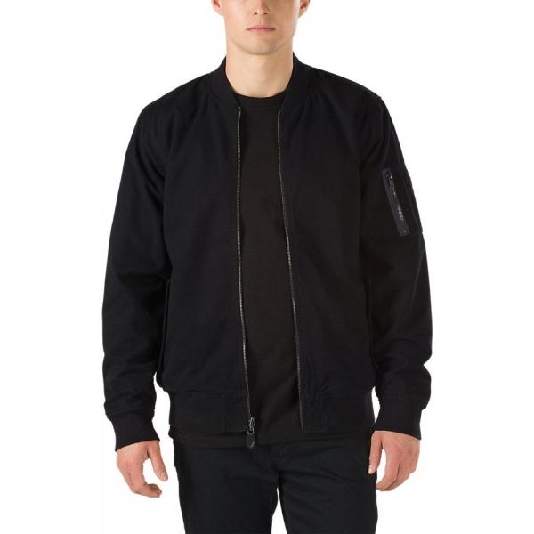 Vans OVERBROOK fekete S - Férfi kabát