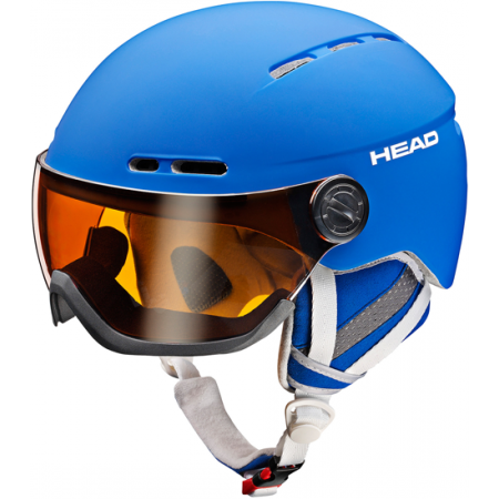 Lyžařská helma - Head KNIGHT 608c8ffdf83